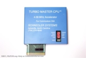 Turbo Master CPU