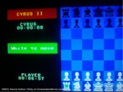 Cyrus 2 Chess - Joystick port 2 games