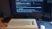 Commodore Server on a c64
