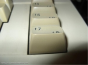 c64c close up function keys by pievspie