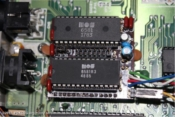 Stereo SID - Internal Board for the Commodore 64
