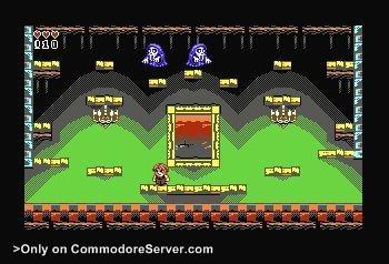 New preview games for Commodore 64 Spooky | CommodoreServer com